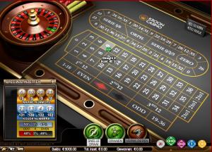 Roulette gratis spelen